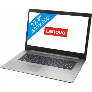 Lenovo Ideapad 330 - 17 inch laptop